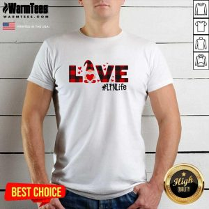 Gnome Love Valentine #LPN Life Shirt - Design By Warmtees.com
