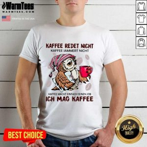 Kaffee Reset Night Ich Mag Kaffee 2020 Shirt - Design By Warmtees.com