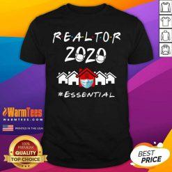 Realtor 2020 - Design By Warmtees.com Essential Shirt