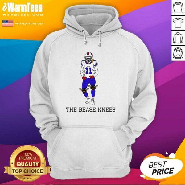Buffalo Bills Cole Beasley The Bease Knees Hoodie - Design By Warmtees.com