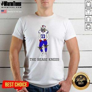 Buffalo Bills Cole Beasley The Bease Knees Shirt - Design By Warmtees.com