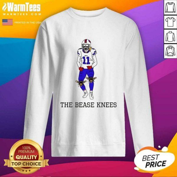 Buffalo Bills Cole Beasley The Bease Knees SweatShirt - Design By Warmtees.com