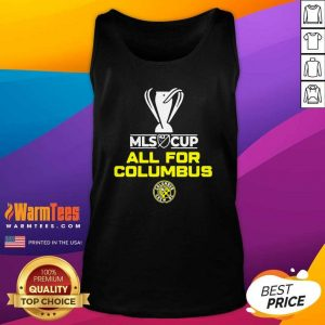 Mls Cup All For Columbus Columbus Crew Sc Tank Top - Design By Warmtees.com