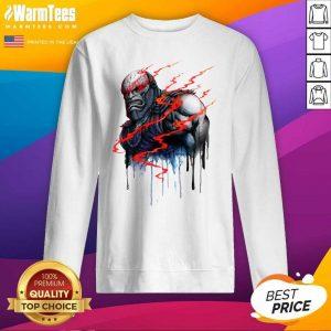 Darkseid All Existence Shall Be Mine Zack Snyder SweatShirt - Design By Warmtees.com
