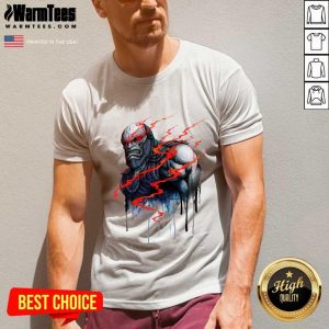 Darkseid All Existence Shall Be Mine Zack Snyder V-neck - Design By Warmtees.com