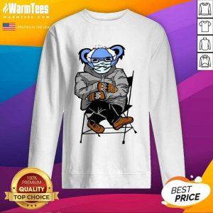Bernie Sanders Grateful Bear SweatShirt