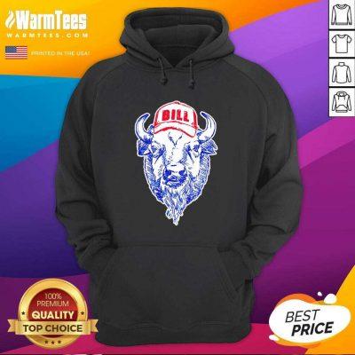 Buffalo Bills Wear Hat 2021 Hoodie