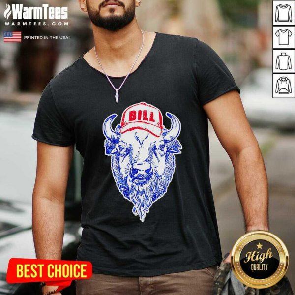 Buffalo Bills Wear Hat 2021 V-neck