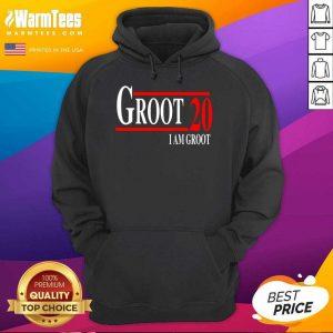 Groot 20 I Am Groot 2020 Hoodie