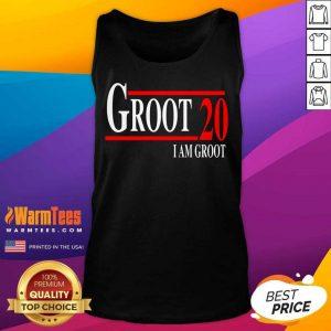 Groot 20 I Am Groot 2020 Tank Top