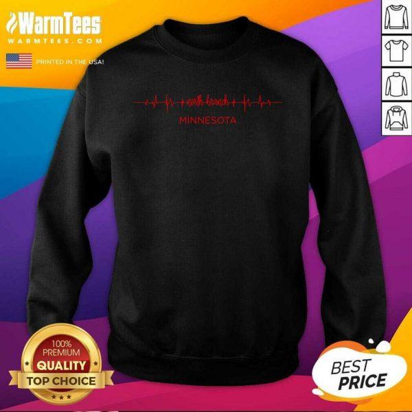 I Love North Branch Minnesota SweatShirt
