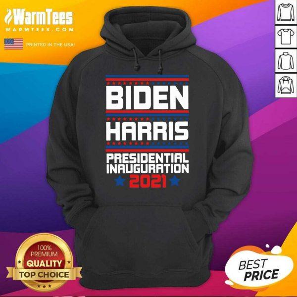 Biden Harris Presidential Inauguration 2021 Hoodie