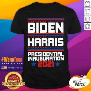 Biden Harris Presidential Inauguration 2021 Shirt