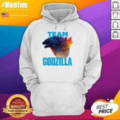 Godzilla Vs Kong 2021 Godzilla Team Hoodie