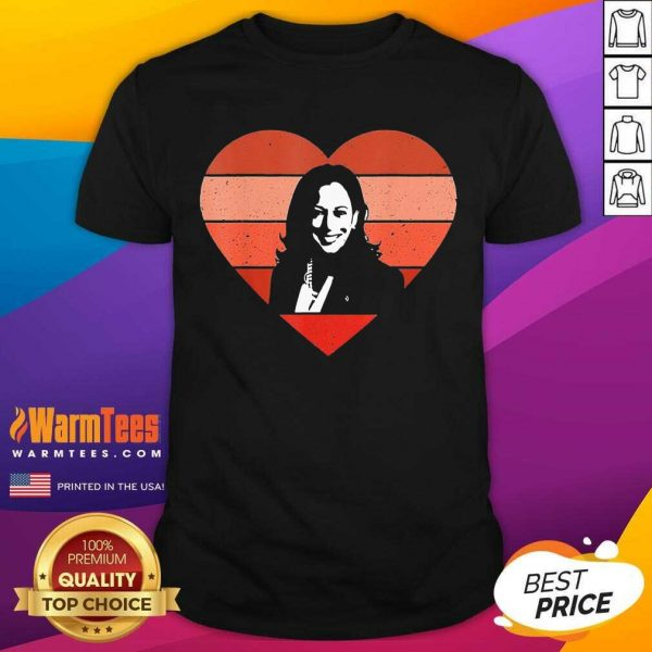 Kamala Harris Inauguration Day 2021 Saint Valentine Heart Shirt