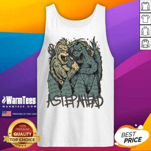 Kong Vs Godzilla Astepahead Tank Top