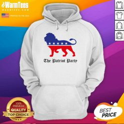 Lions The Patriot Party American Hoodie