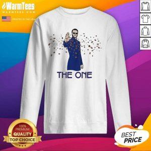 Man The One SweatShirt