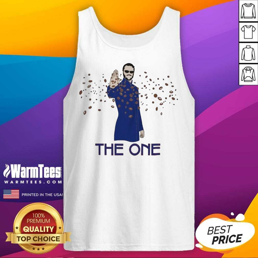 Man The One Tank Top