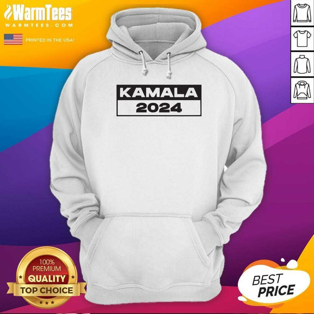 Pro Kamala – I Love Kamala Harris 2024 Hoodie  - Design By Warmtees.com