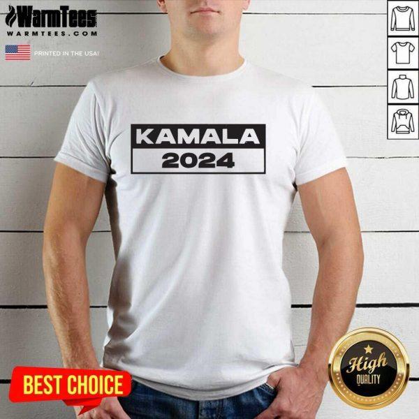 Pro Kamala – I Love Kamala Harris 2024 Shirt - Design By Warmtees.com