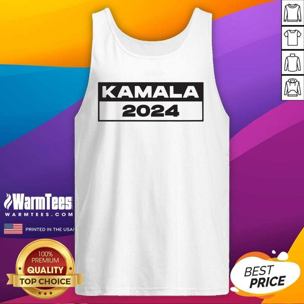 Pro Kamala – I Love Kamala Harris 2024 Tank Top  - Design By Warmtees.com