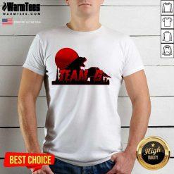 Team G - Godzilla Vs Kong Shirt