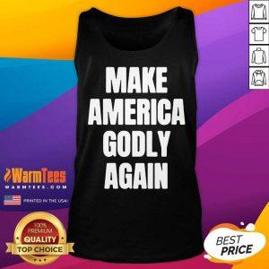 Make America Godly Again 2021 Tank Top