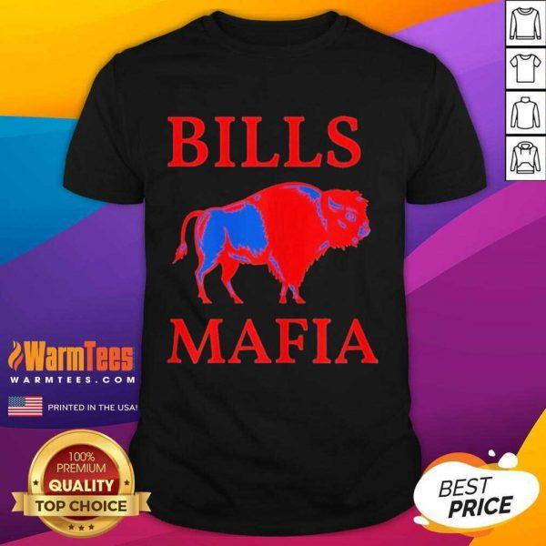 Bills Mafia 716 Buffalo New York BFLO WNY Sports Tee Shirt
