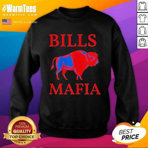 Bills Mafia 716 Buffalo New York BFLO WNY Sports Tee SweatShirt
