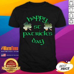 Happy St Patrick'S Day Essential Shirt