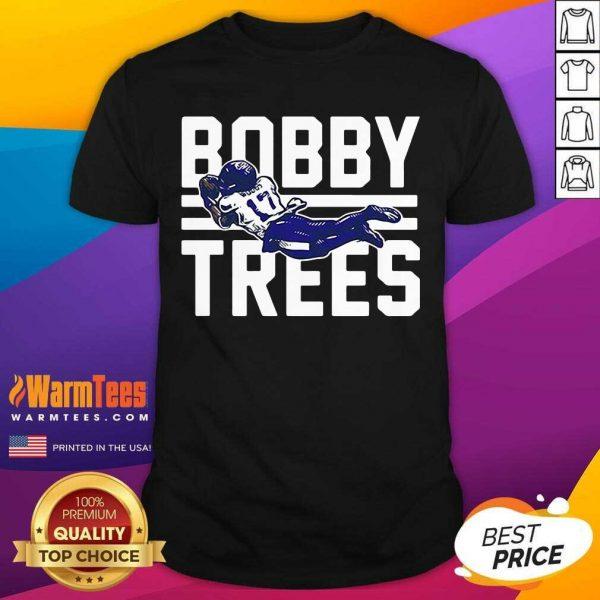 Robert Woods Bobby Trees Shirt