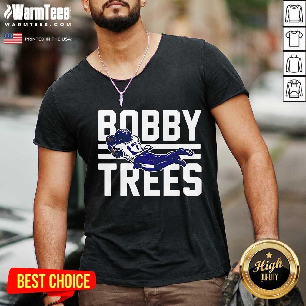 Robert Woods Bobby Trees V-neck