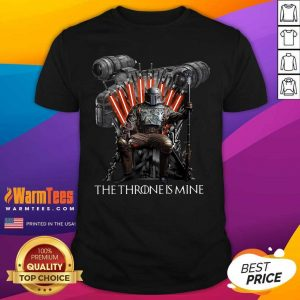 The Throne Is Mine Luffy Shirt - Design By Warmtees.com