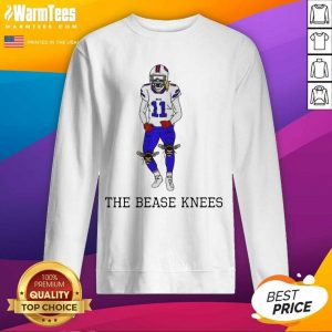 Buffalo Bills Cole Beasley The Bease Knees SweatShirt