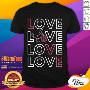 Cat Valentines Day Gift For Cat Lovers Shirt