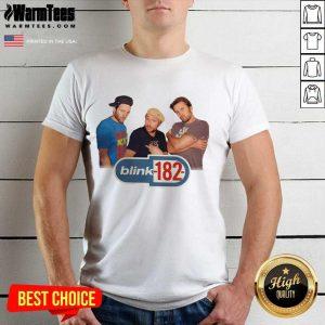 It's Always Sunny In Philadelphia Blink 182 Shirt