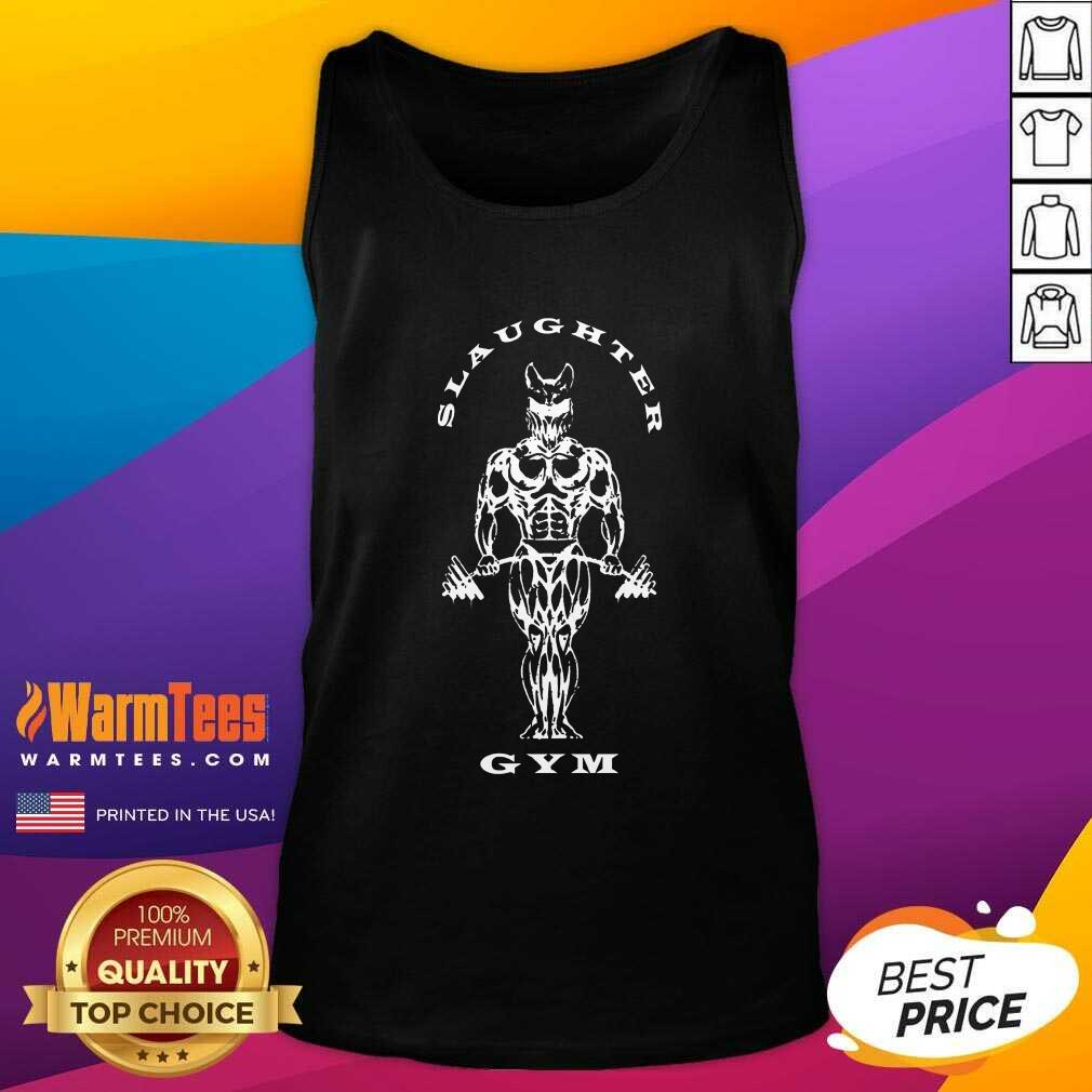 Slaughter To Prevail Merch Slaughter Gym Tank Top