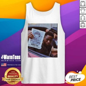 Wanted Up To 5,000 Reward Tank Top - Design By Warmtees.com
