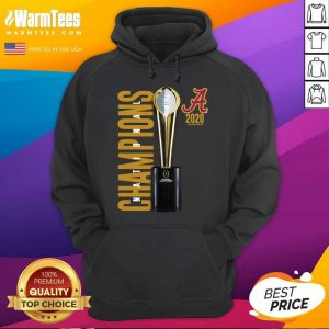 Alabama Crimson Tide Fanatics Branded College Football Playoff 2020 National Champions Celebration Hoodie