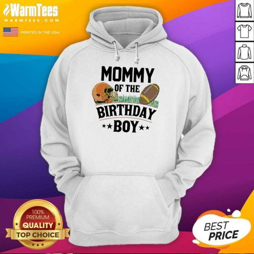 Daddy Of The Birthday Boy Hoodie