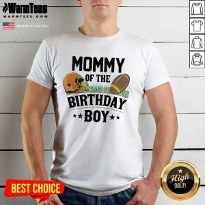 Daddy Of The Birthday Boy Shirt