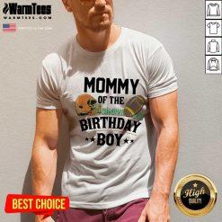 Daddy Of The Birthday Boy V-neck
