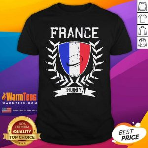 France Rugby Jersey 2021 Rugby Shirt - Design By Warmtees.com