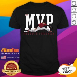 Freddie Freeman MVP 2020 Shirt - Design By Warmtees.com