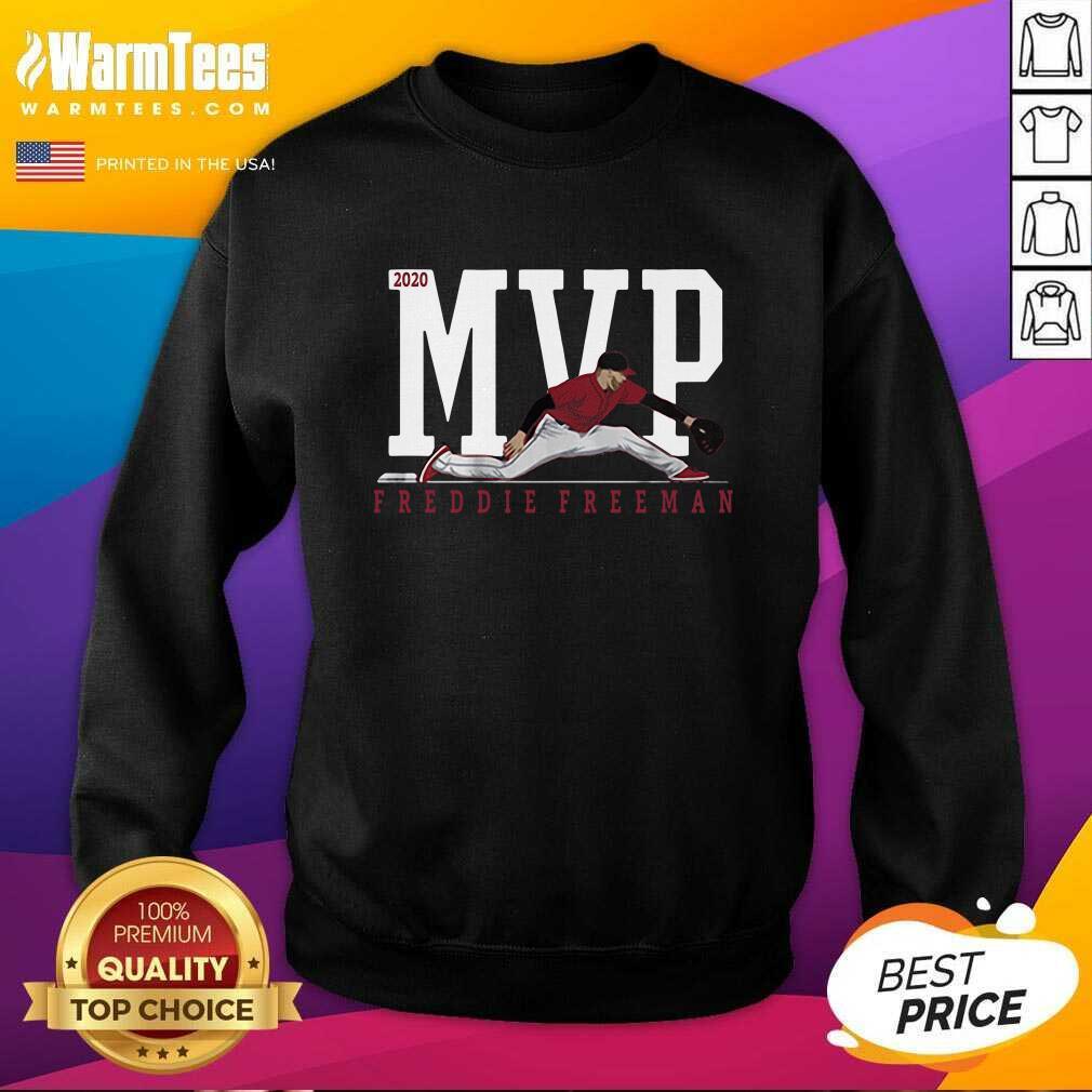 Freddie Freeman MVP 2020 SweatShirt  - Design By Warmtees.com