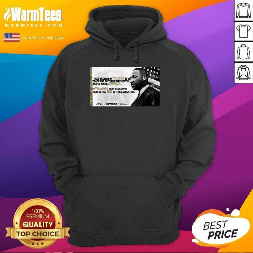 Martin Luther King Rip Hoodie