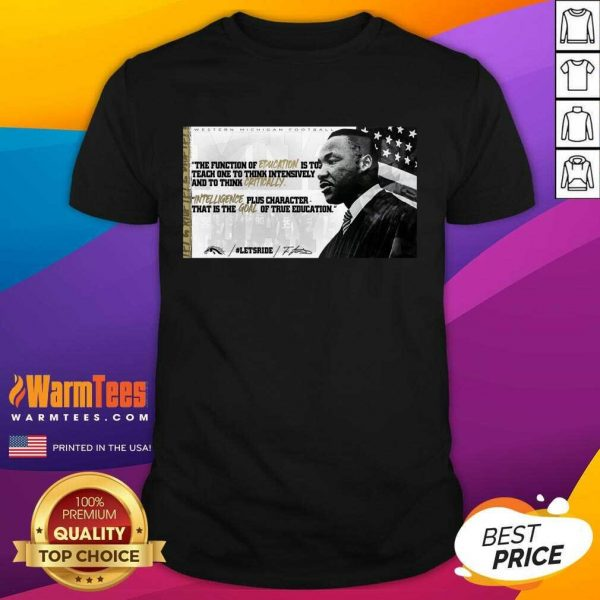 Martin Luther King Rip Shirt