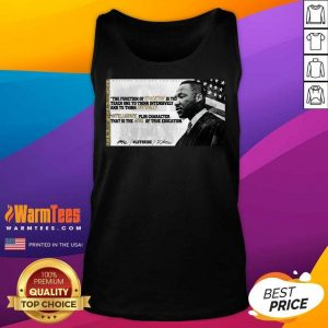 Martin Luther King Rip Tank Top