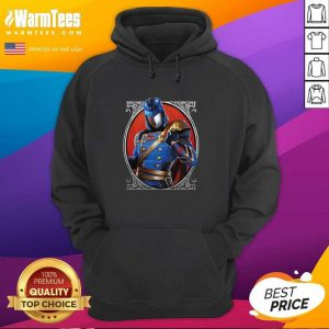 Cobra Commander Classic Pose GI Joe Hoodie - Design By Warmtees.com